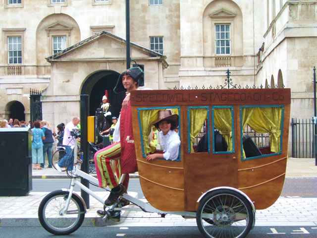Stage Coach London