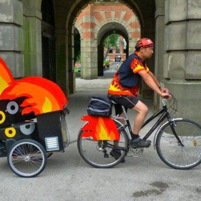 Music Bike
