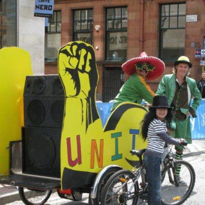 Unity Sound Trike